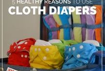 Cloth Diapering / Cloth diaper types, costs, cleaning tips, and more.