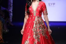 Indian Traditional: Colorful and Elegant / Visual style in fashion media