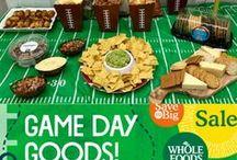 Super Bowl Treats / Super Bowl party food