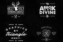 Design graphique, impressions & emballages / Graphic Design, Prints and Packaging