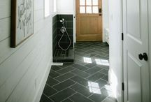 Laundry Rooms + Entryways / For my dream laundry room, one day!