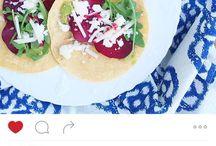 Food + Recipes / Nom nom. / by Michelle @ Ten June