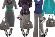 Work Looks / by Lisa McLatchie, Personal Stylist