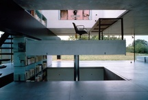 Interiors  / #Interior #architecture and furniture