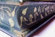 B O U N D / Beautiful book bindings.