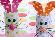 Easter Ideas / by Andrea Knight