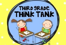 Third Grade Think Tank / COLLABORATORS:  In an effort to be fair and provide balance, limit the pinning of paid items to 2 per day and pin with a 3:1 ratio... 3 non-paid pins for every paid pin you add.  Our goal is for the majority of the board's content to be free for our followers.  Thank you for your varied contributions.  (At this time, we are not adding new collaborators to this board.)   / by Andrea Knight