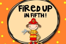 Fired Up in Fifth! / Collaborators:  In an effort to provide balance, limit the pinning of paid items to 1 per day.  Please avoid pinning the same pins within the same week and pin 3 non-paid pins for each paid pin shared.  Our goal is for the majority of the board's content to include free, high-quality pins for our followers.  Thank you for your varied contributions.   / by Andrea Knight