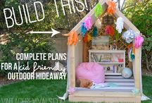 "All Things Kiddos / My set of ""someday"" ideas when my baby gets older!"