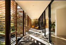 Décoration intérieure, extérieure & architecturale / Interior, Exterior & Architectural Design