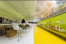 Artist Studios / The studios of architects and artists / by Architectuul