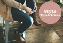 Style Tips & Tricks / by Lisa McLatchie - Personal Stylist