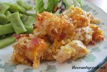 Food ----> Potatoes