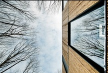 Wood / #Architecture comprised mostly of #wood / by Architectuul