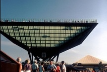 EXPO Pavilions / by Architectuul
