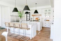 Kitchens + Dining Rooms