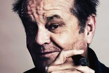 Jack! / It's Jack, Jack Nicholson / by Chris Canino