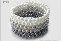 Beading / Inspiration for beaded jewellery