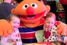 Sesame Place Videos / Here are some great tips from Sesame Street and Sesame Workshop that we would like to share with you! / by Sesame Place