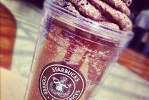 Starbucks / My true love. Mmmm Starbucks. / by Dani Graff