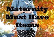 Maternity + Pregnancy / by Michelle @ Ten June