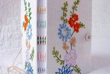 Bookbinding/Sketchbook / by Nismenia Cardoso