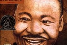 Martin Luther King, Jr. / Lessons, literature, and art projects celebrating one of history's most influential people.