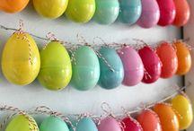 Spring Decor & Craft Ideas / by Michelle @ Ten June