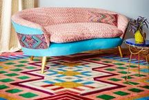 FLOOR_STORY | Designer Collections. / We collaborate with talented up and coming designers to create wonderfully designed rugs.