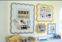 Inspiration ~ Craft Room