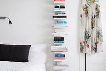 L I T E R A R Y * H O M E / Home decor for the bookish and well-read.