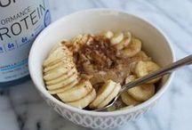 Healthy eats / Healthy foods