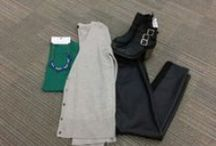 Target - Jenny / Style Inspiration Board for Jenny - 10 head to toe looks from Target / by Lisa McLatchie - Personal Stylist