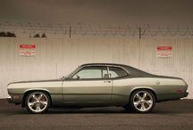 Automobiles de rêves / Dream cars