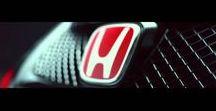 Honda Civic / Tuned and slammed Civic Hondas.