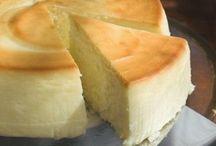 Dukan dessert / Receitas de sobremesas dukan