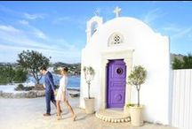 Weddings / Dreamy Mykonos Island Weddings..