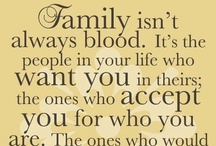 ~*~FAMILY~*~