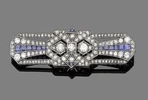 Jewelry - Brooches/Pendants