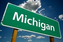 Smitten with the Mitten / Magnificent Michigan  / by Helen Catherine