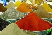 Spices / by Cassandra Wojick