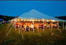 Max Chef to Farm / Our wildly popular annual dinner series of elegant dinners on the farms of Connecticut
