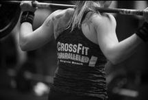 3-2-1 Crossfit / by Christina Gibson