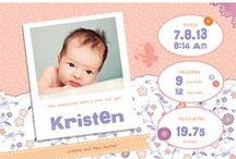 Custom Baby Shower Invitations / by Bottle Your Brand