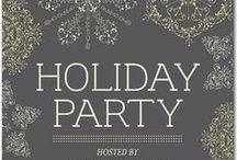 Entertaining: Holiday Party!