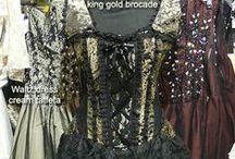 Corset Dress Details / Details of the Ophelie corset dress