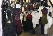 Burleska Boutique, London UK / Unit 10B Camden Stables Market Chalk Farm Road London NW1 8AH United Kingdom