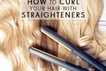 Hair Tips & Tutorials / by Arin B. Forstenzer