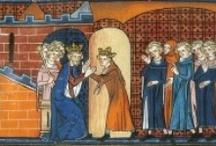 Travels Round Medieval  & Renaissance Europe / So what would Europe have looked like during the Middle Ages?  What did medieval people wear, what did they look like and how did they travel? / by Cynthia Marsh