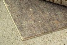 Rug Pads and Furniture Grippers